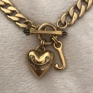 Juicy Couture Chain Link Necklace